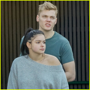 Ariel Winter & Levi Meaden Grab Sushi for Lunch in L.A.