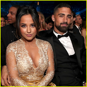 Becky G Pens Sweet Christmas Message to Boyfriend Sebastian Lletget!