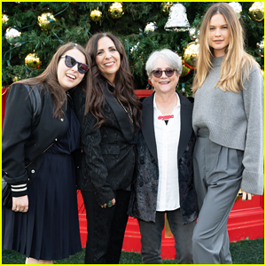 Behati Prinsloo On Her Relationship With Adam Levine's Mother Patsy: 'Such A Good Grandma'