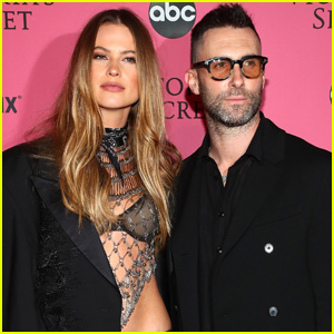 Behati Prinsloo Spills on Holiday Traditions With Adam Levine & Their Daughters