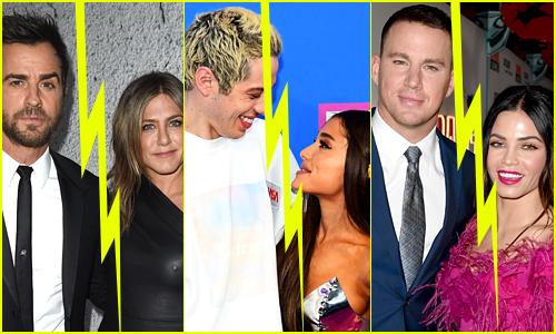 34 Most Shocking Celebrity Breakups of 2018