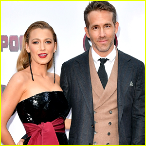 Blake Lively & Ryan Reynolds Take a Funny Pic Together at Hugh Jackman's Coffee Shop!