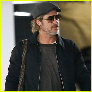 Brad Pitt Steps Out After His 55th Birthday!
