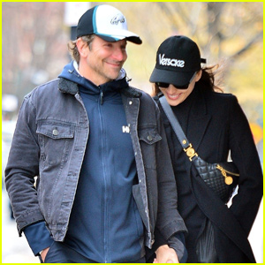 Bradley Cooper & Irina Shayk Take Romantic Stroll in NYC