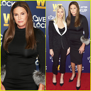 Caitlyn Jenner Gets Support from Sophia Hutchins at 'Love After Lockup' Return Celebration!
