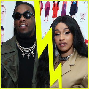 Offset Is Making a Request of Cardi B After Their Split...
