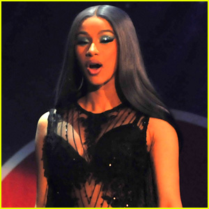 Cardi B Changes 'MotorSport' Lyrics to Address Offset Split Live in Concert!