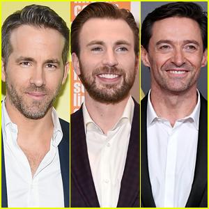 Chris Evans Inserts Himself Into Ryan Reynolds & Hugh Jackman's Twitter Feud!