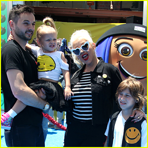 Christina Aguilera's Cutest Family Photos with Fiance & Kids