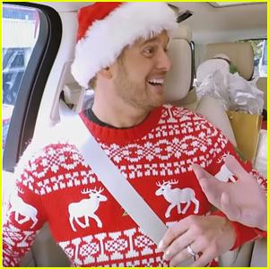 Michael Buble, Cardi B, Ariana Grande & More Sing 'Christmas (Baby Please Come Home)' on 'Carpool Karaoke' - Watch!
