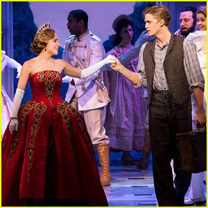 Broadway's 'Anastasia' Drops New Photos Featuring Cody Simpson as Dmitry!