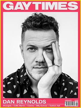 Dan Reynolds Opens Up About Being an Ally to the LGBTQ Community