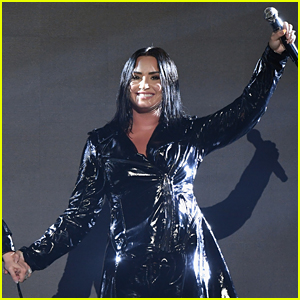 Demi Lovato Reacts to Her Grammys 2019 Nomination!