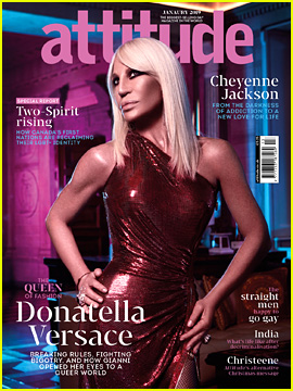 Donatella Versace Opens Up About Her Friendship With Lady Gaga