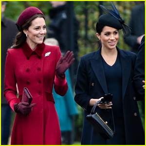 Kate Middleton & Meghan Markle Reveal Their Favorite Moments of 2018