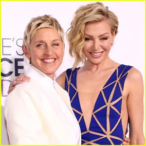 Ellen DeGeneres' Sweet