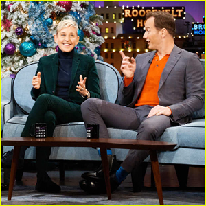 Ellen DeGeneres Reveals on 'Late Late Show' That She Once Accidentally Stole A Dog!