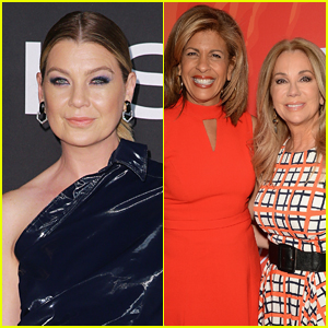Ellen Pompeo Calls Out Hoda Kotb & Kathie Lee Gifford Just Hours Before Kathie Lee's 'Today' Announcement
