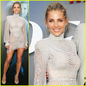 Elsa Pataky Celebrates Season One Premiere of 'Tidelands' in Australia!