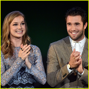 Emily VanCamp & Josh Bowman's Wedding Photos Revealed!