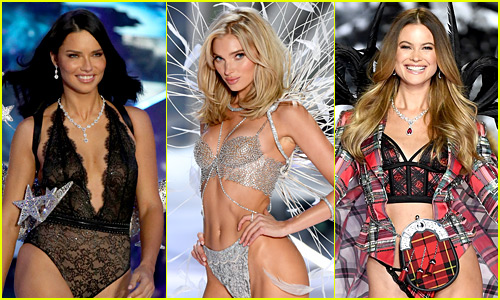 Here's What Every Victoria's Secret Angel Wore at the 2018 Fashion Show!