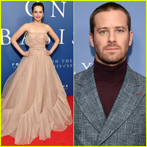 Felicity Jones & Armie Hammer Attend 'On The Basis of Sex' Screening in NYC!