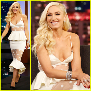 Gwen Stefani Reveals the Funny Way She & Blake Shelton Ruined Each Other's Christmas Presents - Watch!