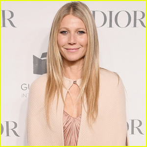 Gwyneth Paltrow Shows Her Fit Physique in Bikini Beach Photo During Vacation!
