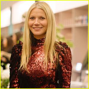 Gwyneth Paltrow Celebrates Goop's Gift San Francisco Opening!