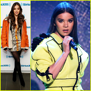 Hailee Steinfeld Has a Beat Battle With Jimmy Fallon on 'The Tonight Show' - Watch!