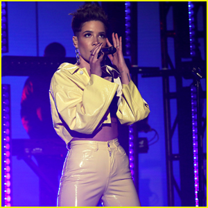 Halsey Takes the Stage with 'Without Me' on 'Ellen' - Watch Here!