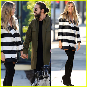 Heidi Klum Has A Perfect Weekend With Boyfriend Tom Kaulitz!