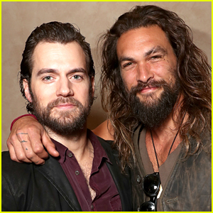 Jason Momoa Clears Up Rumors That Henry Cavill Is Done Playing Superman