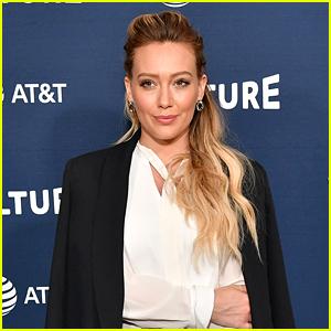 Hilary Duff Confirms 'Conversations' About a 'Lizzie McGuire' Revival!