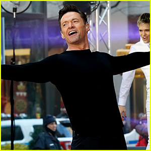 Hugh Jackman Performs 'The Greatest Show' Live on 'Today' - Watch Now!