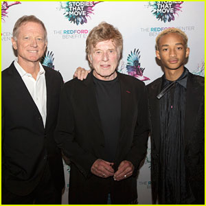 Jaden Smith Receives Inaugural Robert Redford Award