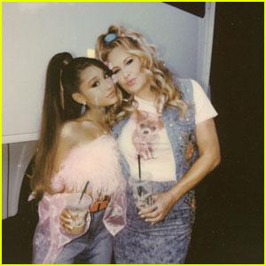 Jennifer Coolidge Praises Ariana Grande In 'Thank U, Next' BTS Video - Watch!