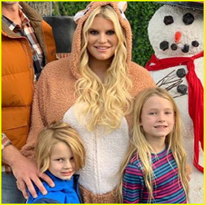 Jessica Simpson's Son Ace Cuts His Hair & Looks So Grown Up!