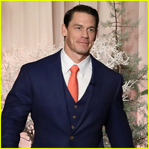 John Cena Addresses Growing His Hair Out for the First Time & 'Embracing the Uncomfortable' - Watch!
