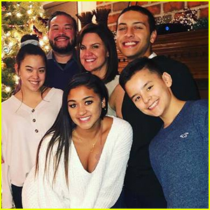 Jon Gosselin Spends Christmas with Kids Hannah & Collin!