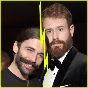 Queer Eye's Jonathan Van Ness Splits with Boyfriend Wilco Froneman