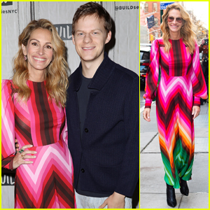 Julia Roberts Had Lucas Hedges Bond With Her Family Before Filming 'Ben Is Back'