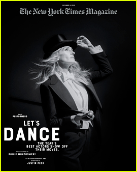 Julia Roberts Shows Off Her Dancing Moves for the 'New York Times'