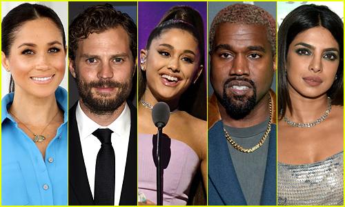 just jared top celebs 2018 - Top 10 Most Known Celebrities