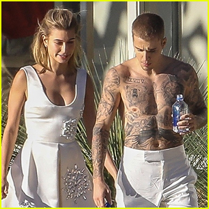 Justin & Hailey Bieber Wear So Many Outfits for New Photo Shoot!
