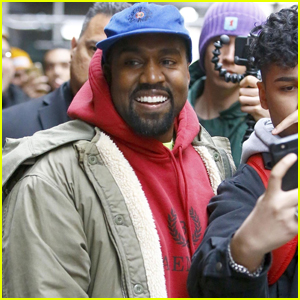 Kanye West Steps Out in NYC Amid Feud with Drake