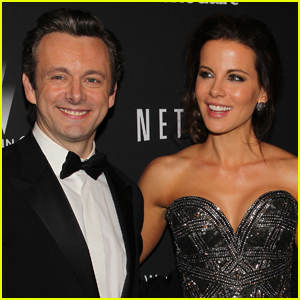 Kate Beckinsale Cozies Up to Ex Michael Sheen in Funny Instagram Photo!