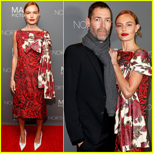 Kate Bosworth & Michael Polish Premiere 'Nona' in NYC!