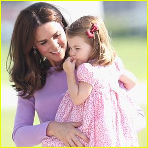 Kate Middleton Uses Adorable Nickname For Princess Charlotte While Christmas Shopping