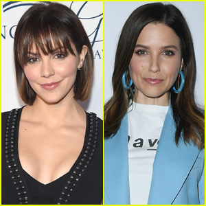 Katharine McPhee Jokes About Comparisons to Sophia Bush With Hilarious Throwback Video